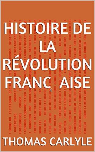 Histoire de la rvolution francaise