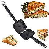 #3: Kriya Enterprises DIY Non-Stick Griller Sandwich Gas Toaster