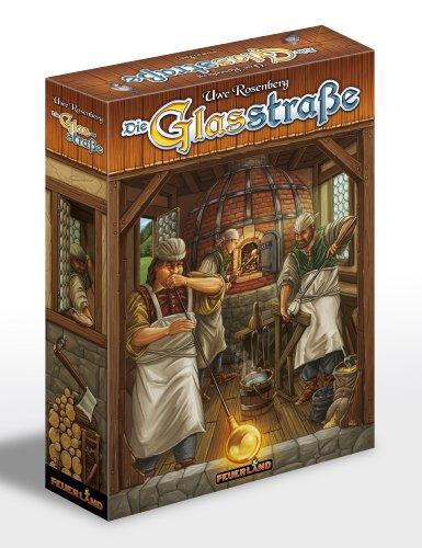 Preisvergleich Produktbild Feuerland Spiele 02 - Die Glasstraße
