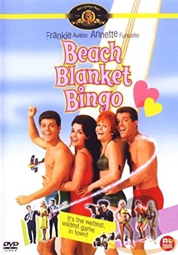 Beach Blanket bingo - Deutsche Tonspur