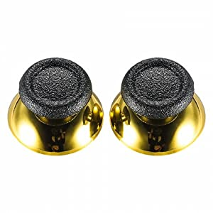 Controller Monkeys – PS4 Thumbsticks Chrom (Gold)