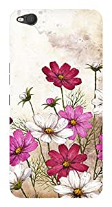 TrilMil Printed Designer Mobile Case Back Cover For HTC One X9