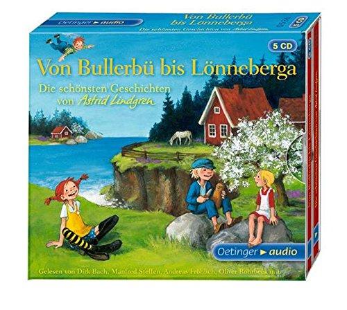 Von Bullerbü bis Lönneberga. Die schönsten Geschichten von Astrid Lindgren: Ungekürzte Lesung: Alle Infos bei Amazon