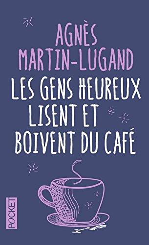 Les Gens Heureux Lisent Et Boivent Du Café COLLECTOR