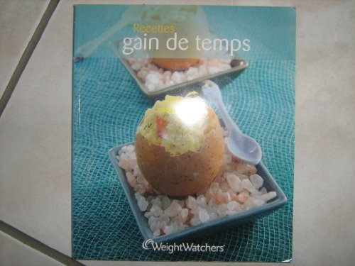 Weight Watchers - Recettes gain de temps