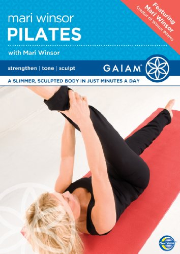 Image of Mari Winsor Pilates [DVD]