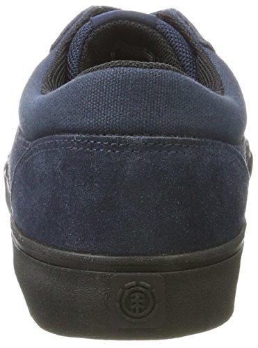 Element Herren Wasso Navy Black Outdoor Fitnessschuhe Blau (Navy Black)