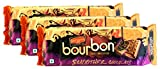 #10: Big Bazaar Combo - Britannia Cream Treat Biscuits Bourbon, 150g (Pack of 3) Promo Pack