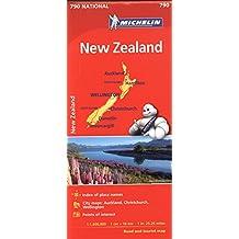 Michelin New Zealand Map # 790 (Michelin National, Band 790)