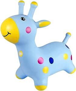 Kinder Aufblasbare Springenden Deer Tier Springen Spielzeug