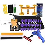 Weylon DIY Pops Damage Repair Dent & Ding Car Auto Panel Carrosserie Puller Kit...