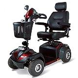 """Elektromobil """"Life"""" max. 15 km/h Rot, Reichweite 35 km, stabil und geeignet für alle Strecken"""