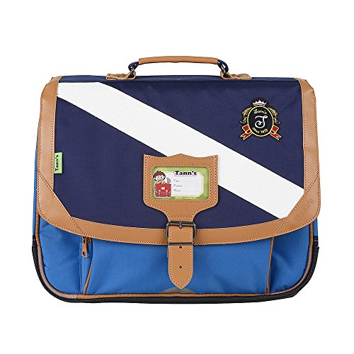 Cartable 38 Bleu Tann's POLO