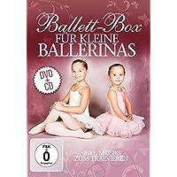 Ballett-Box für kleine Ballerinas [ CD + DVD]