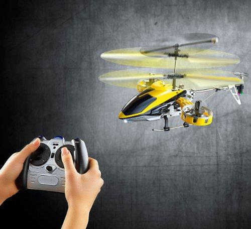 Simulus 4-Kanal RC-Mini-Hubschrauber - 2