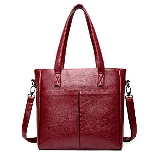 TSLX La nouvelle Europe All-Match Fashion sac à main bandoulière sac Messenger Bag