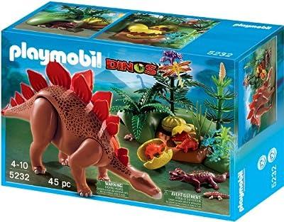 Playmobil Dinosaurios - Estegosaurius (5232) de Playmobil