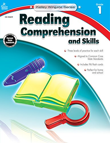Reading Comprehension and Skills, Grade 1 (Kelley Wingate)