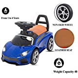 Baybee Lambo Baby Ride On car for Kids/Baby -Toddlers Ride On Push Car