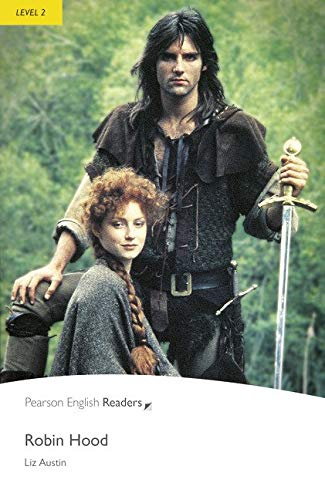 Penguin Readers 2: Robin Hood Book and MP3 Pack (Pearson English Graded Readers) - 9781408289488 (Pearson english readers)