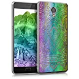 kwmobile TPU Silicone Case for Lenovo P2 - Crystal Clear