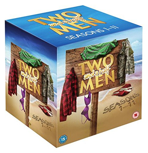 Two And A Half Men: Seasons 1-11 [37 DVDs] [UK Import]