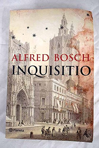 Portada del libro Inquisitio