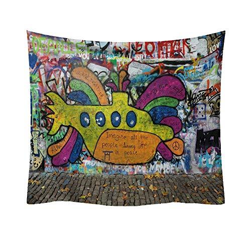 Selou Mode neuesten Wandteppich Muster frische dekoration Tapisserie-Heimtextilien 95 × 73cm...