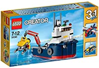 LEGO CREATOR L'ESPLORATORE DELL'OCEANO 31045