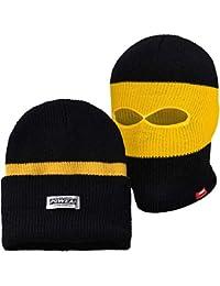 erstaunlicher Preis modische Muster exklusive Schuhe Suchergebnis auf Amazon.de für: Sturmmaske - Gelb: Bekleidung