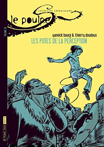 Le Poulpe - tome 18 Les potes de la perception (18)