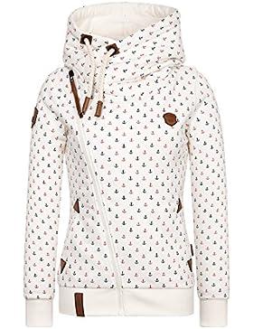 Naketano Female Zipped Jacket Invasion der Riesenpenisse