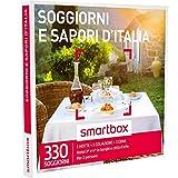 SMARTBOX - Cofanetto Regalo - SOGGIORNI E SAPORI D'ITALIA - Hotel 3* e 4* in borghi e città d'arte