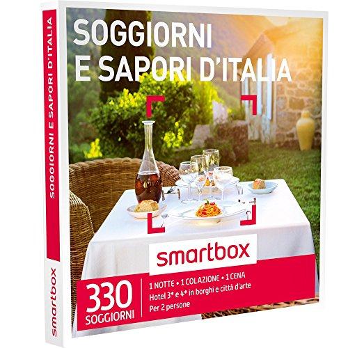 Smartbox Soggiorni e Sapori d'Italia