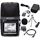 Zoom H2n Enregistreur portable + carte SD 2 GB + kit d'accessoires