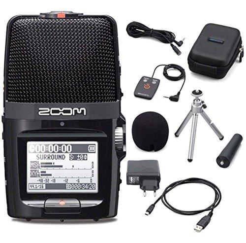Zoom H2n - Grabadora (con tarjeta de memoria SD de 2 GB)