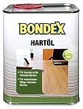 Bondex Hartöl Farblos 0,25 l - 352502