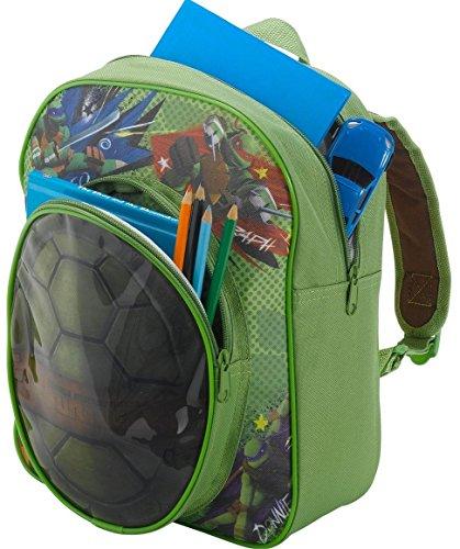 Image of Teenage Mutant Ninja Turtles Childrens Backpack School Bag