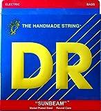 DR B SUNB SNMR-45 Sunbeam Short-Scale Medium Saite