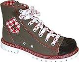 Spieth & Wensky Herren Trachten Canvas Sneaker , Boots JACK -