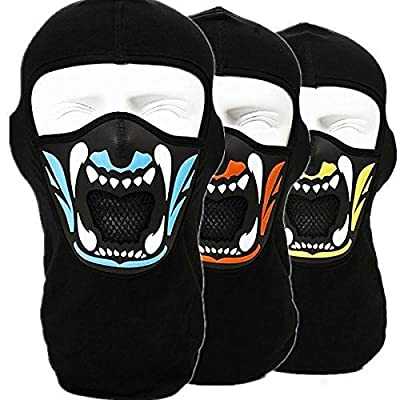 Calli Ninja Balaclava CS Wandern Snowboard Cap Unisex Winter warme volles Gesichts Abdeckungs Ski Mask