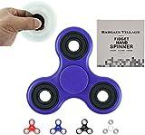 Tri-Spinner, EVIDA Finger Spinner Fidget Juguete estrés reducir los juegos de ejercicios para adultos y niños