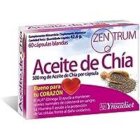 Zentrum Aceite de Chía - 60 Cápsulas