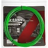 Funda Color VERDE para Cable de Freno de Bicicleta 7.5 metros ASHIMA MTB Road 3509
