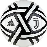 adidas Juventus Fbl, Pallone Unisex Adulto, Bianco/Nero, 5
