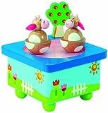 Spieluhrenwelt 44036 Tanzende Kühe