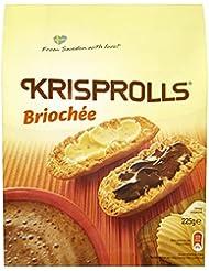 Pagen Krisproll Brioche, 225 g