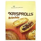 Pagen Brioche Krisprolls, 225 g