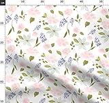 Blumen, Lavendel, Rosen, Rosa, Lila, Frühling, Blüten