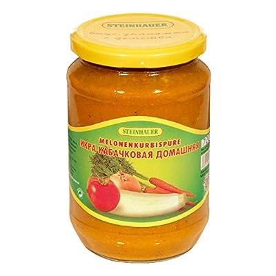 "Melonenkürbispüree, pasteuresiert ""Domaschnaja"""
